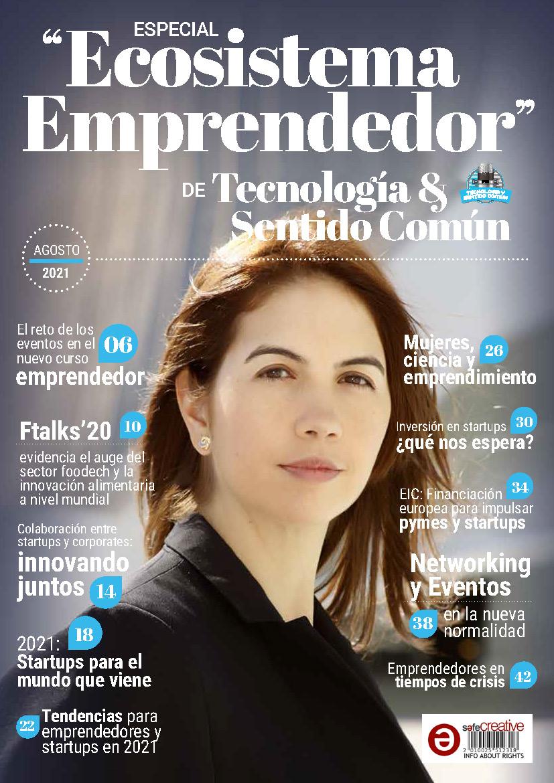 Edición Especial Sexta Temporada de Tecnología y Sentido Común - Ecosistema Emprendedor con Catalina Valencia - Business&Co.