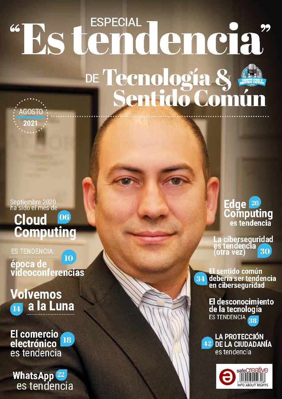 Edición Especial Sexta Temporada de Tecnología y Sentido Común - Es Tendencia con Marlon Molina - Business&Co.