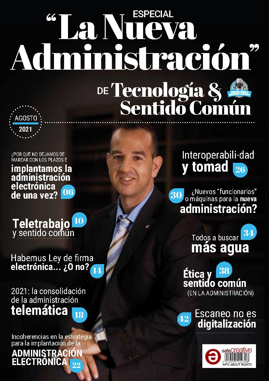 Edición Especial Sexta Temporada de Tecnología y Sentido Común - Editoriales con Javier Peris - Business&Co.