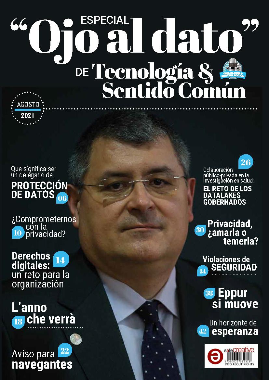 Edición Especial Sexta Temporada de Tecnología y Sentido Común - Ojo al Dato con Ricard Martínez - Business&Co.